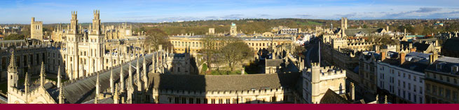 Oxford University Open Days